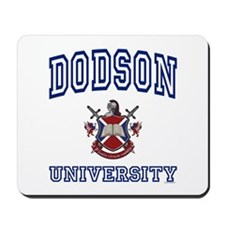 DODSON University Mousepad