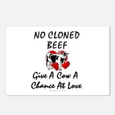 Cow Chance Postcards (Package of 8)