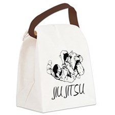 jiujitsu Canvas Lunch Bag