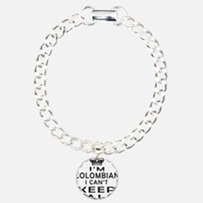 I Am Colombian I Can Not Keep Calm Bracelet