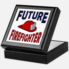 Future Firefighter Keepsake Box