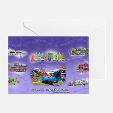 Calendar Shopping is a Dream11x17 Greeting Card