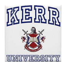 KERR University Tile Coaster