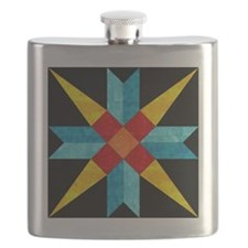 Prairie queen Flask