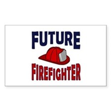 Future Firefighter Decal