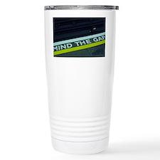 Mind the Gap Travel Mug