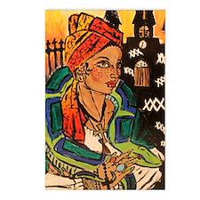 voodoo Postcards (Package of 8)