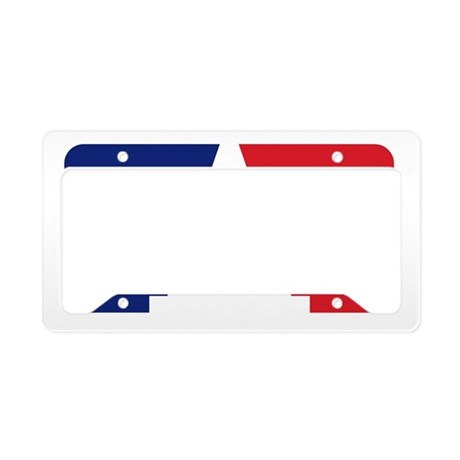 MajorLeagueAutocrossDesign2 License Plate Holder
