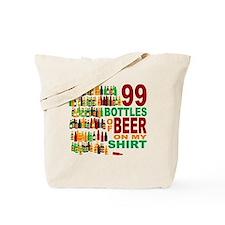 99bottles_fullcolor_3 Tote Bag