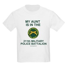 My Aunt Is In The 211th MP Battalion