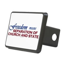 Cute Religious left Hitch Cover