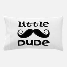 Mustache Little Dude Pillow Case