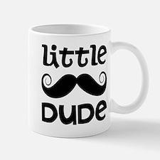 Mustache Little Dude Mug