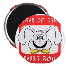 rabbit642011light Magnet