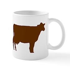 2-brownchickenbrowncow Mug
