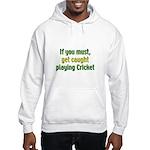Cricket Hooded Sweatshirt