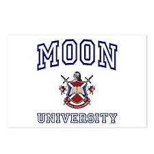 MOON University Postcards (Package of 8)