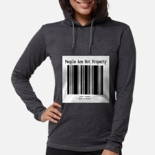 barcode Long Sleeve T-Shirt