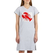 lobster Women's Nightshirt