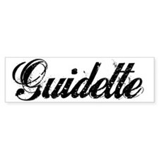 guidette_boybrief Bumper Sticker