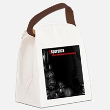 bg Canvas Lunch Bag