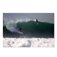 Surfing Riding the Wave Postcards (Package of 8)