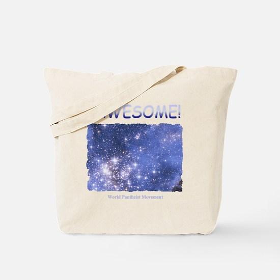 Awesome T-Shirt-Dark Tote Bag