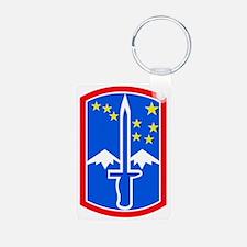 SSI -172nd Infantry Brigad Keychains