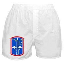 SSI -172nd Infantry Brigade Boxer Shorts