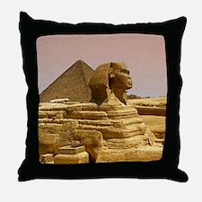 Sphinx Mousepad Throw Pillow