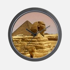 Sphinx Mousepad Wall Clock