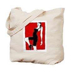 Posing for a better tomorrow Tote Bag