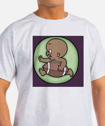 football-wombie2-DS-BUT T-Shirt