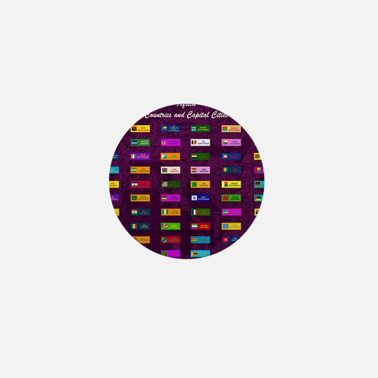 African capitals_mpad Mini Button