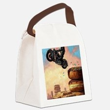DarkRideragain Canvas Lunch Bag