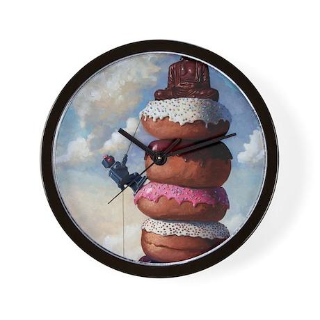 SweetBuddah Wall Clock
