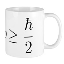 Heisenberg_uncertainty_principle Mug
