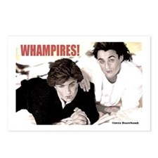 WHAMPIRES! Postcards (Package of 8)