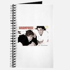 WHAMPIRES! Journal
