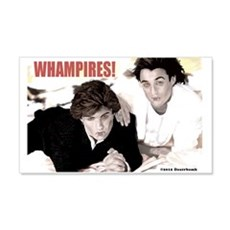 WHAMPIRES! Wall Decal