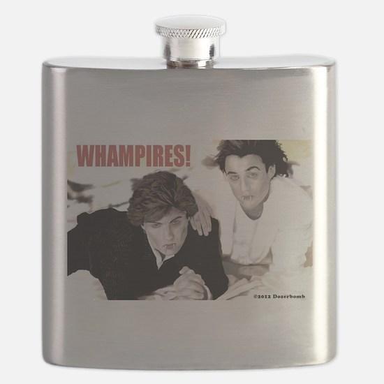 WHAMPIRES! Flask