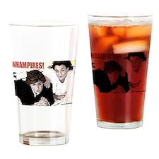 WHAMPIRES! Drinking Glass