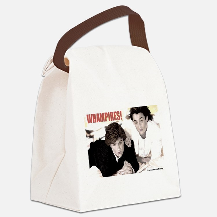 WHAMPIRES! Canvas Lunch Bag