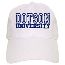 DOTSON University Baseball Cap