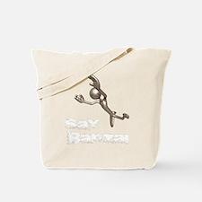 logo_trans Tote Bag