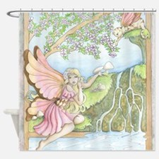 Arrival of Spring Shower Curtain