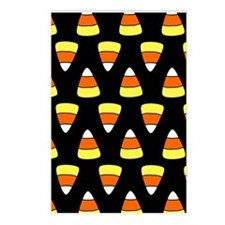 'Candy Corn' Postcards (Package of 8)
