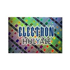 electronholyale Rectangle Magnet
