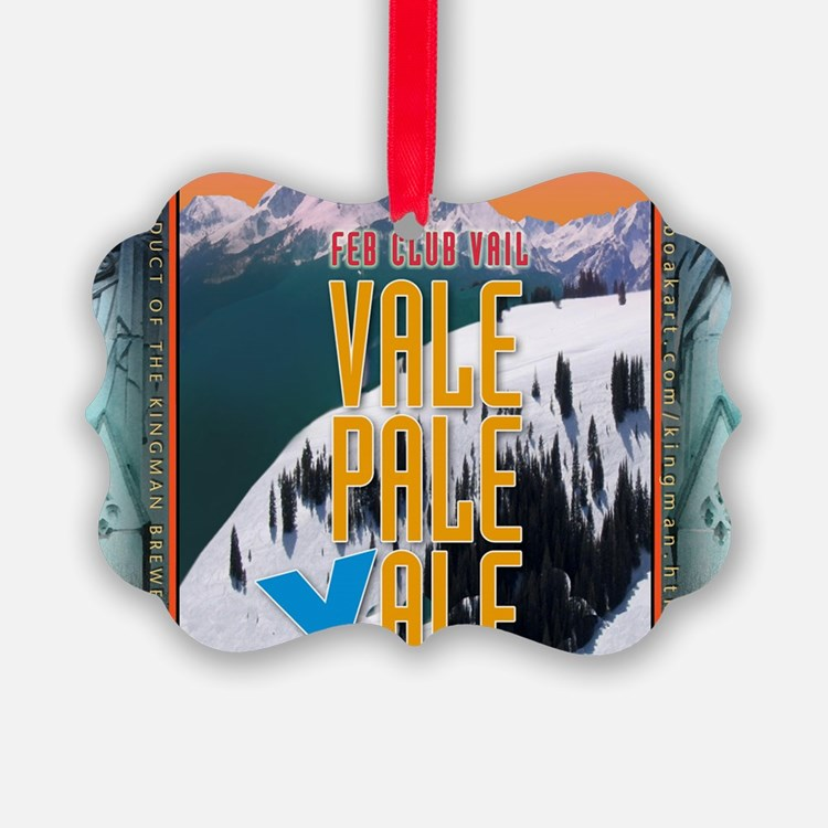 vail-yale Ornament