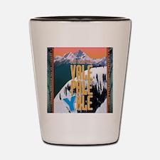 vail-yale Shot Glass
